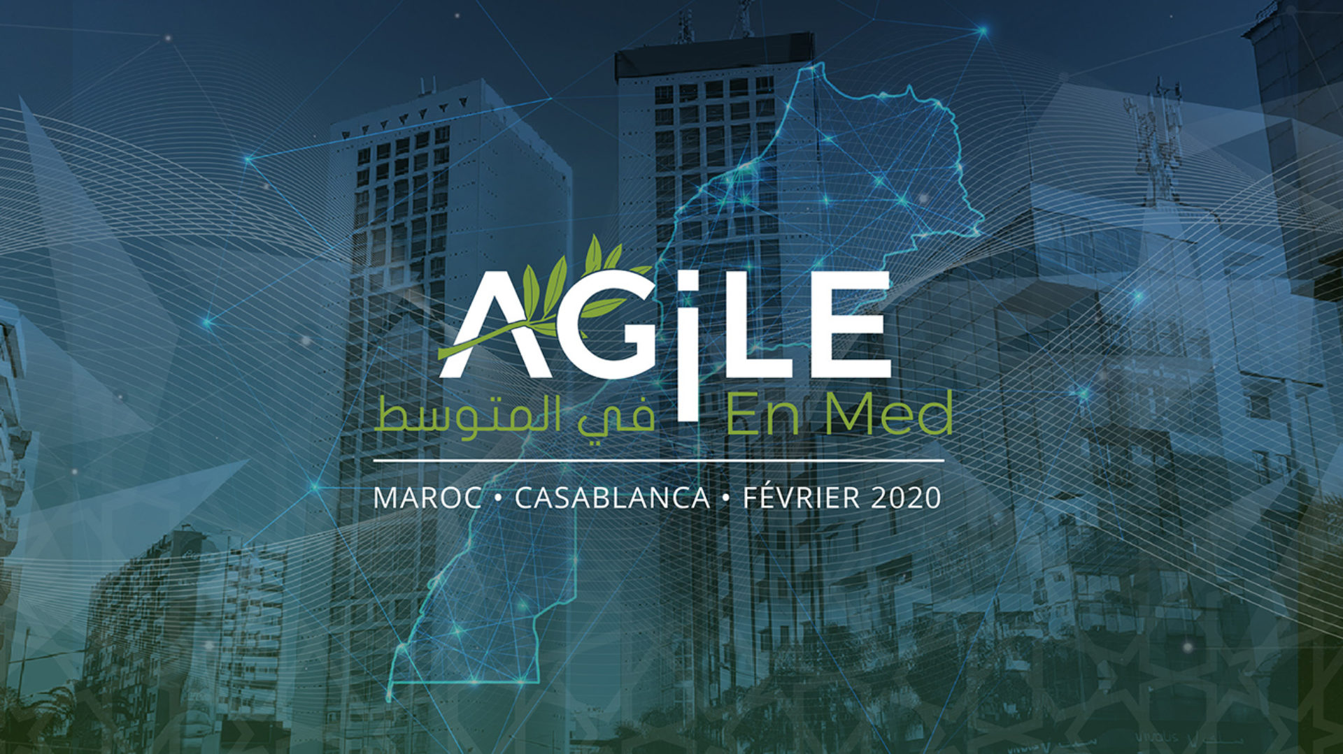 Conférence Agile En Méd – Casablanca • 2020